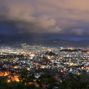 Kathmandu Valley (Capital of Nepal)