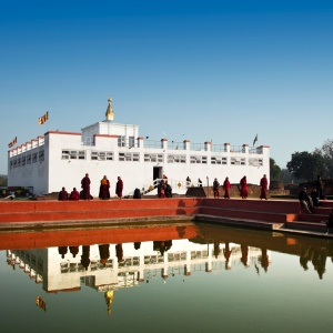 Lumbini, The Birthplace of Lord Gautam Buddha